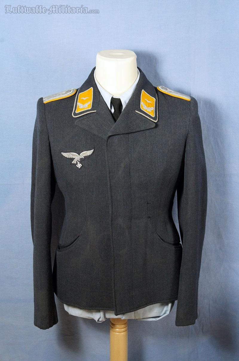 Luftwaffe Flight blouse for a Leutnant of Flight