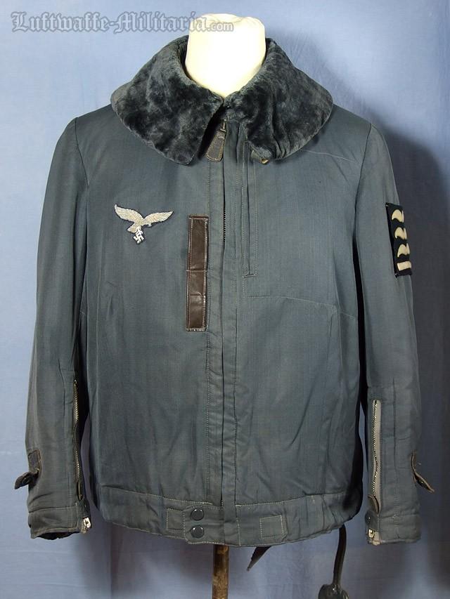 Luftwaffe Heated flight jacket for a Hauptmann