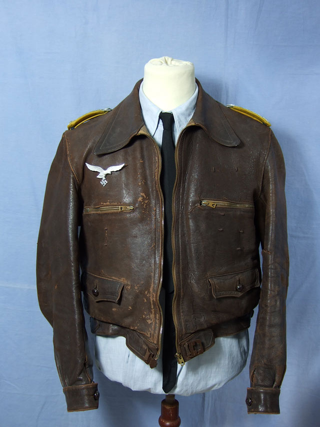 show us your private purchase leather flying jackets - Page 2 ...